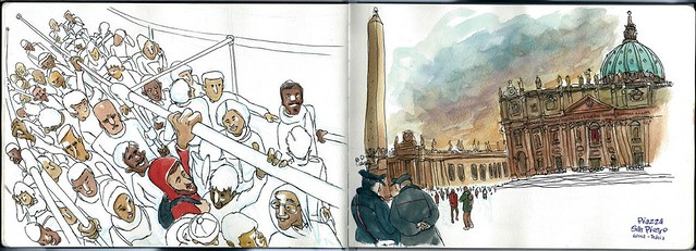Italia Sketchbook