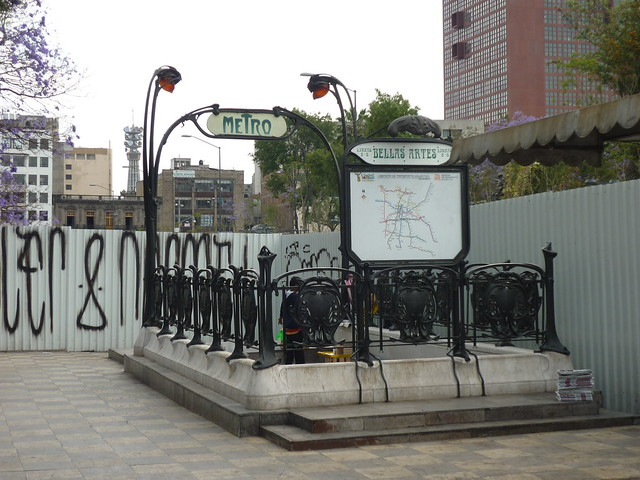 Iron Flowers (Guimard\'s Métro Entrances, Paris, France) – The Beauty ...