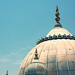 Ujjain ( India )The Holy Mausoleum.