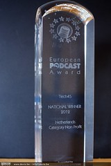 Our European Podcast Award