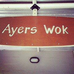 Feeling a bit nibbly in #Uluru? Head to Ayers Wok! #australia