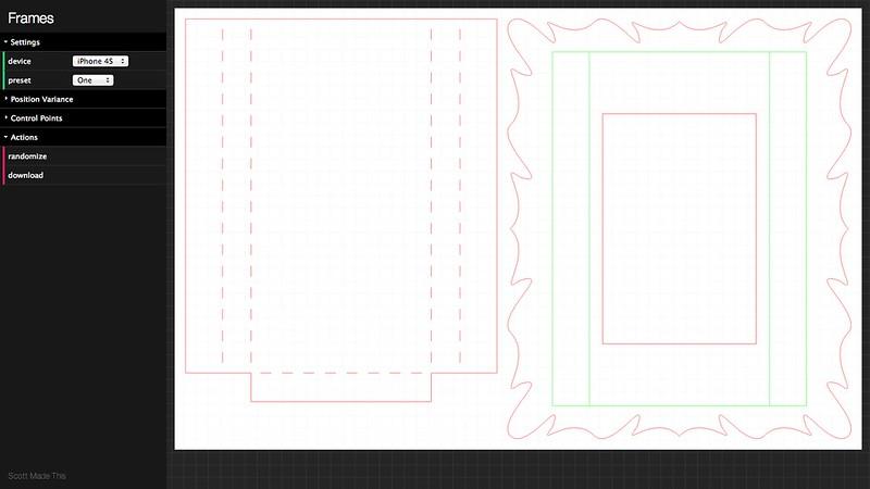 Frames: Interface