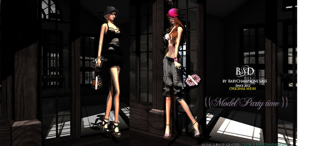 {{BSD Design studio}} - Supermodel party time