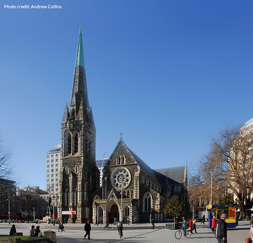 Christchurch Cathedral option 1 exterior