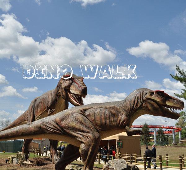 Animatronic恐龙公园景点
