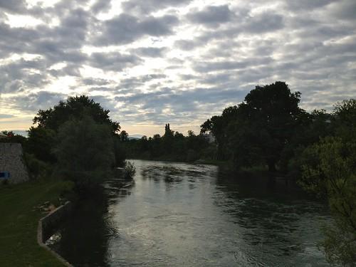 Banja Luka Kastel River