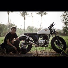 with my bobber