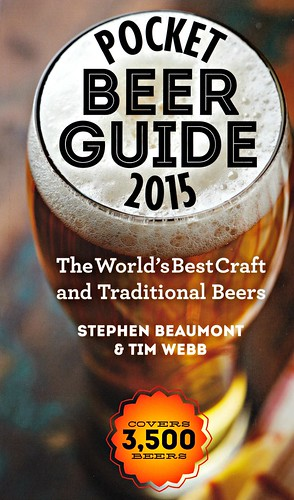 Pocket Beer Guide 2015 (front)