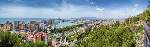 Malaga, Panorama