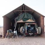 Little Sossus campsite