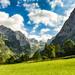 pejzaz: Grbaja Valley