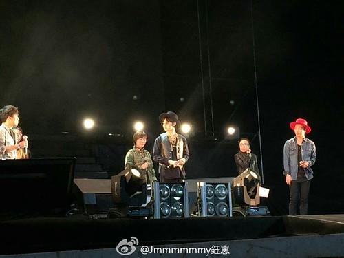 G-Dragon, Seung Ri & Tae Yang - V.I.P GATHERING in Harbin - 21mar2015 - Jmmmmmmy鈺崽 - 01