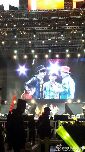G-Dragon, Seung Ri & Tae Yang - V.I.P GATHERING in Harbin - 阿噢_鸡涌旳点点点 - 04