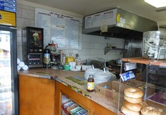 Snack Time Grill (former LIRR Richmond Hill freight station)