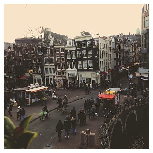 you can find the same shot that I made 100+ weeks ago and posted here ;) love amsterdam