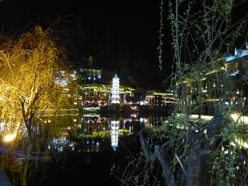 Hunan13-Fenghuang-ville-nuit (9)