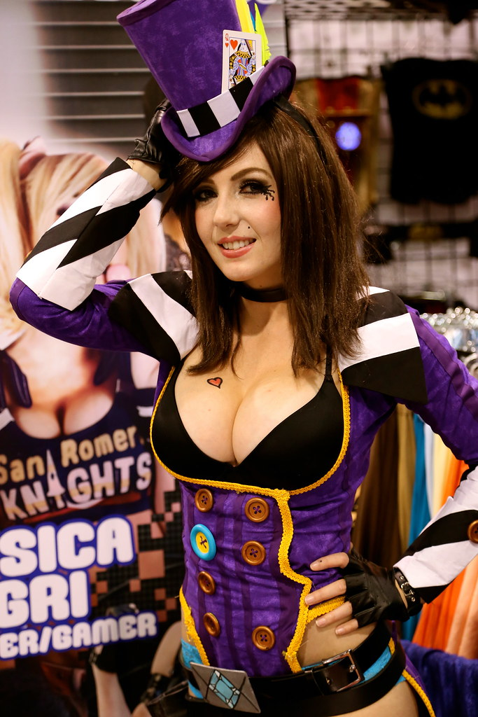 Jessica Nigri As The Mad Moxxi