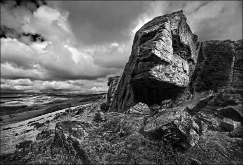 Face in the Rocks by Kev Bell by kevbell007