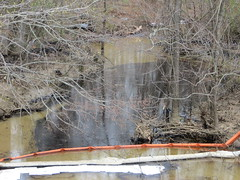 Arkansas Tar Sands Oil Spill