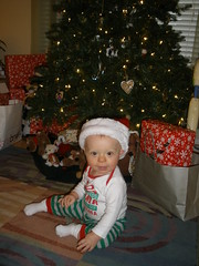 Matthew's First Christmas
