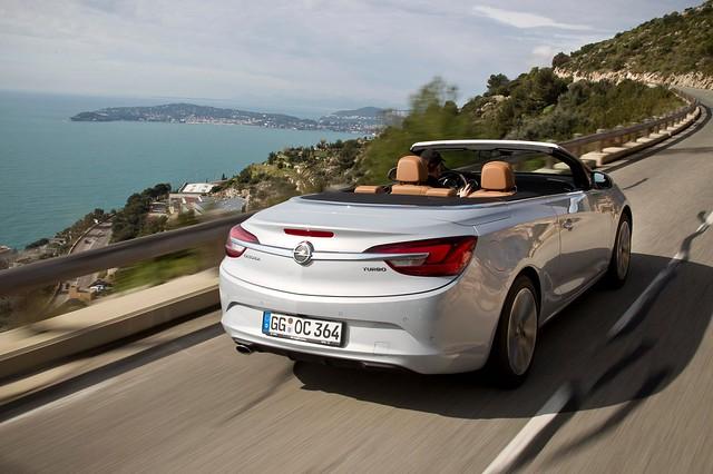 Pressevorstellung Opel Cascada