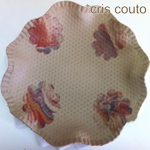 Prato Flores marmorizadas - modelagem by cris couto 73