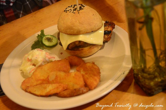 Reverence Farm Cafe Menu