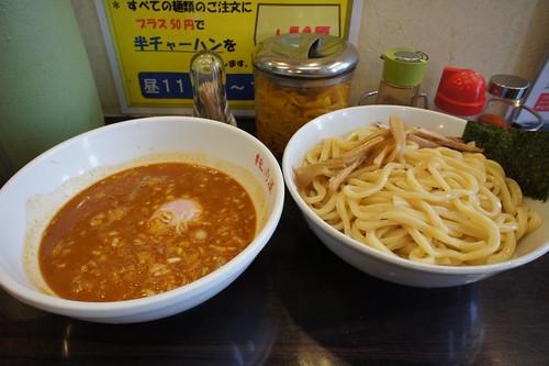 坦々つけ麺