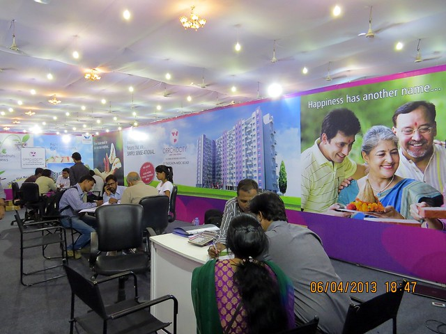 Orchid-City Vadgaon Maval Pune - rashtra Times Pune Property Show April 2013