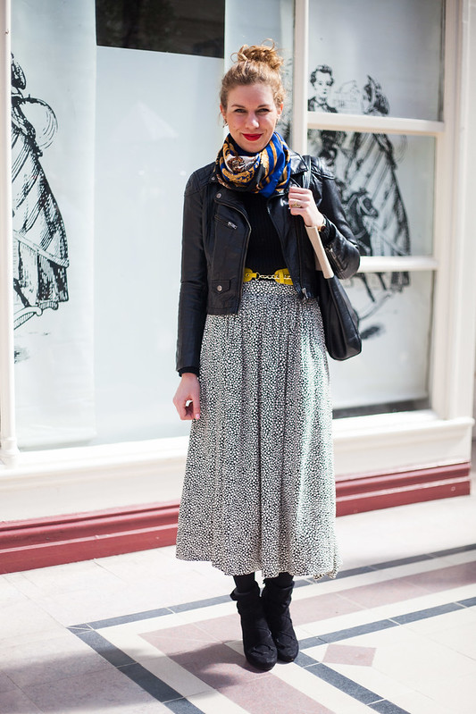 Street Style - Sophie, Boscombe Vintage Market