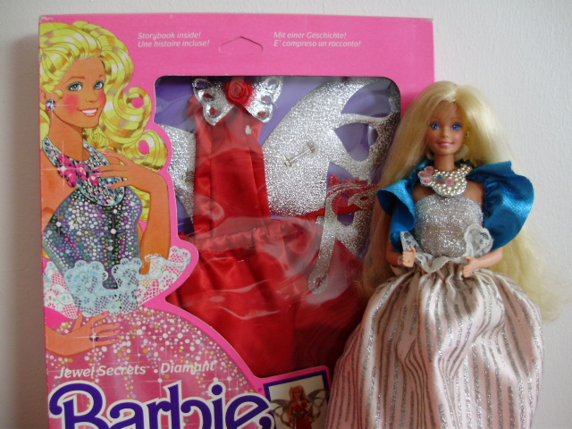 Jewel Secrets Barbie & fashion 1986