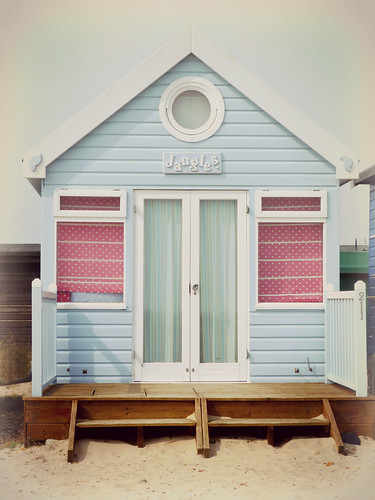 Beach hut Jangle's