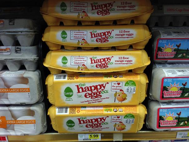 Happy Eggs? - Amateur Gourmet