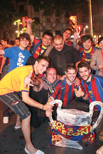 2 Years ago-Barca!!!El campeon de Europa!!
