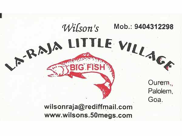 La-Raja-little-Village-Business-Card