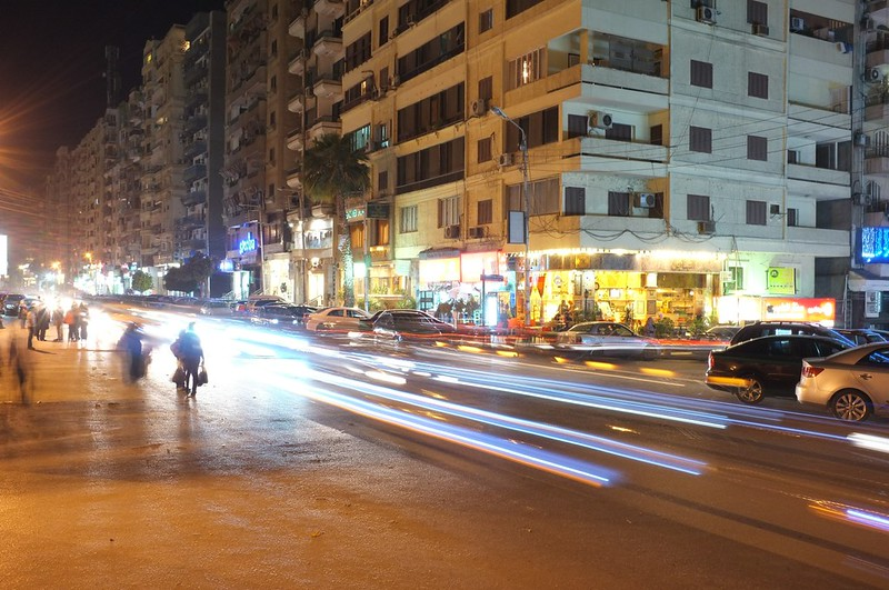 Mansoura Night1