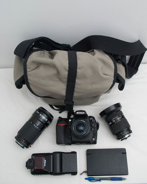 In my bag #2: AF zoom kit