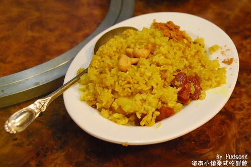 泰式蝦仁炒飯
