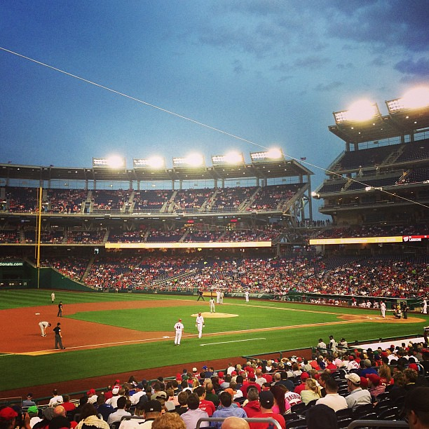 Nats vs White Sox