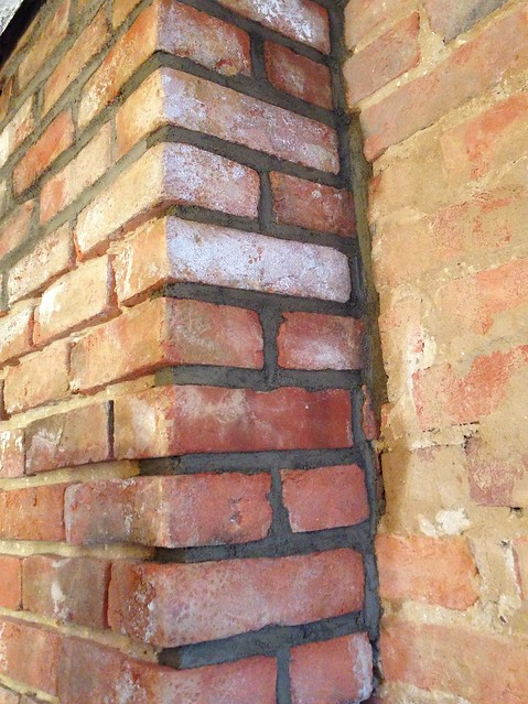 Repointing Part 3: Practice Makes Perfect, or at Least