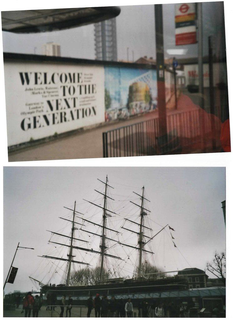 Next generation, Cutty sark