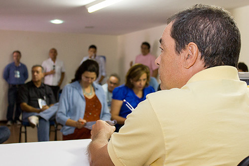 I Encontro de Delegados Sindicais - 11 a 13/12/12
