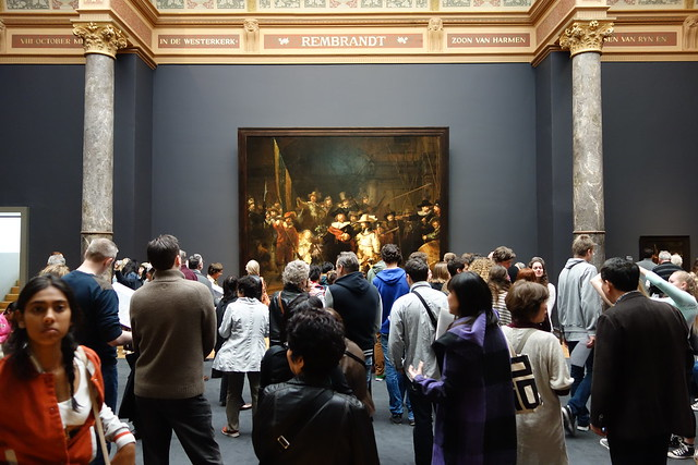 Rijksmuseum by CC user 79369407@N06 on Flickr