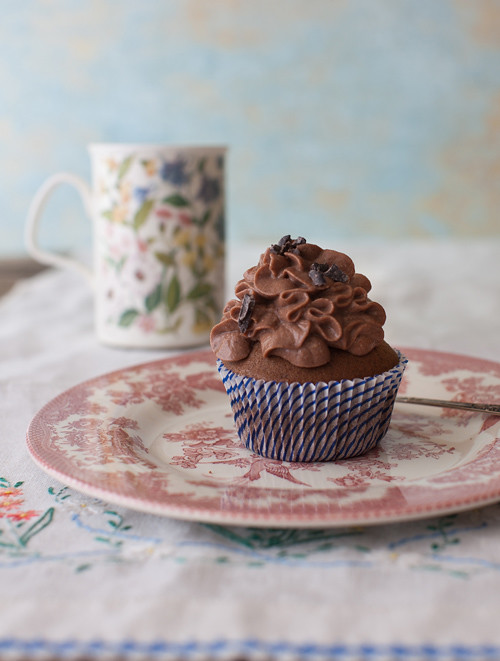 Cannoli Cupcakes 1