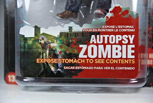 The Walking Dead Series 3: Autopsy Zombie