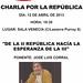 Cartel Charla José Luis Corral