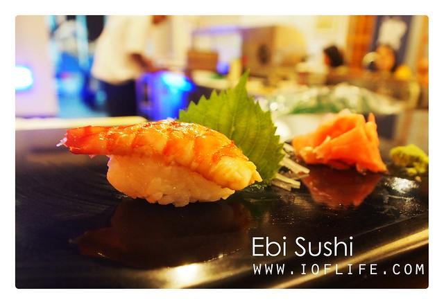 ebi sushi umaku