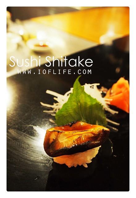 sushi shitake 1 umaku