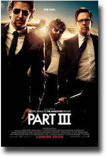The Hangover Part 3 Poster All 3 Main