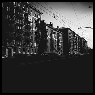 Novopeschanaya Street